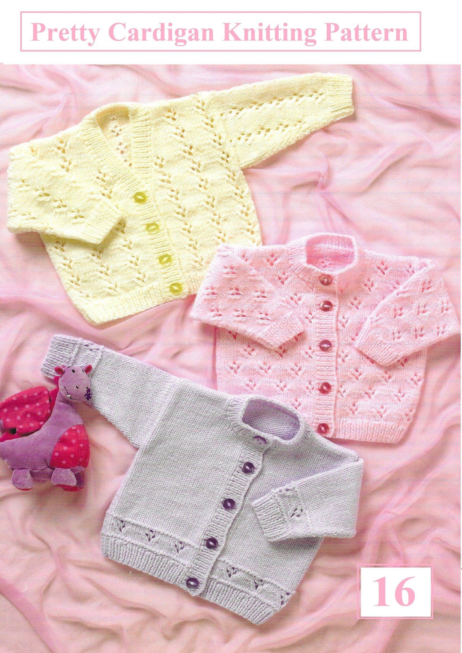 Baby Chest Sizes Knitting Uk