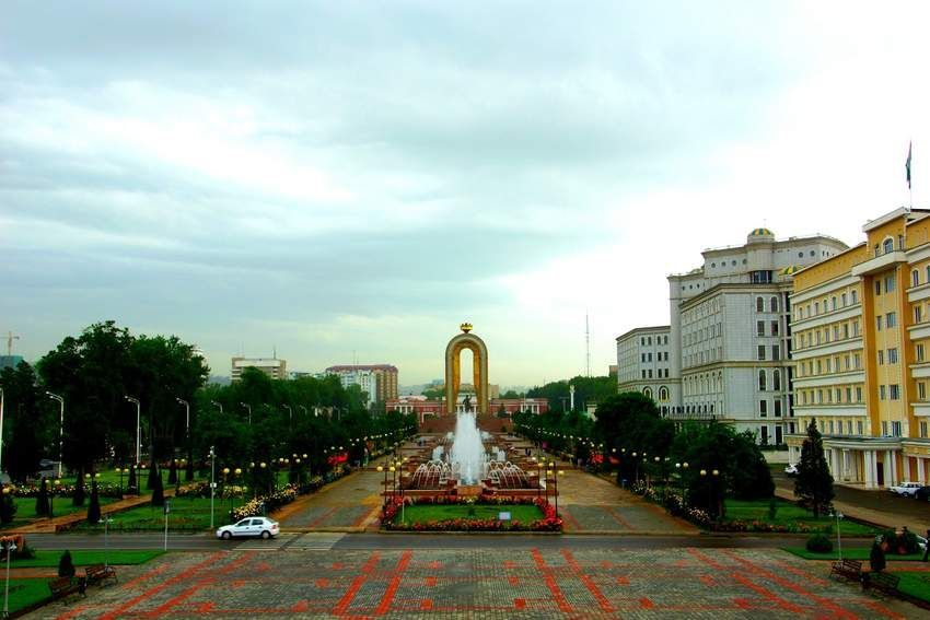 Pin By Bridget Travel Blogger On Asia Travel In 2020 Asia Travel Sightseeing Dushanbe