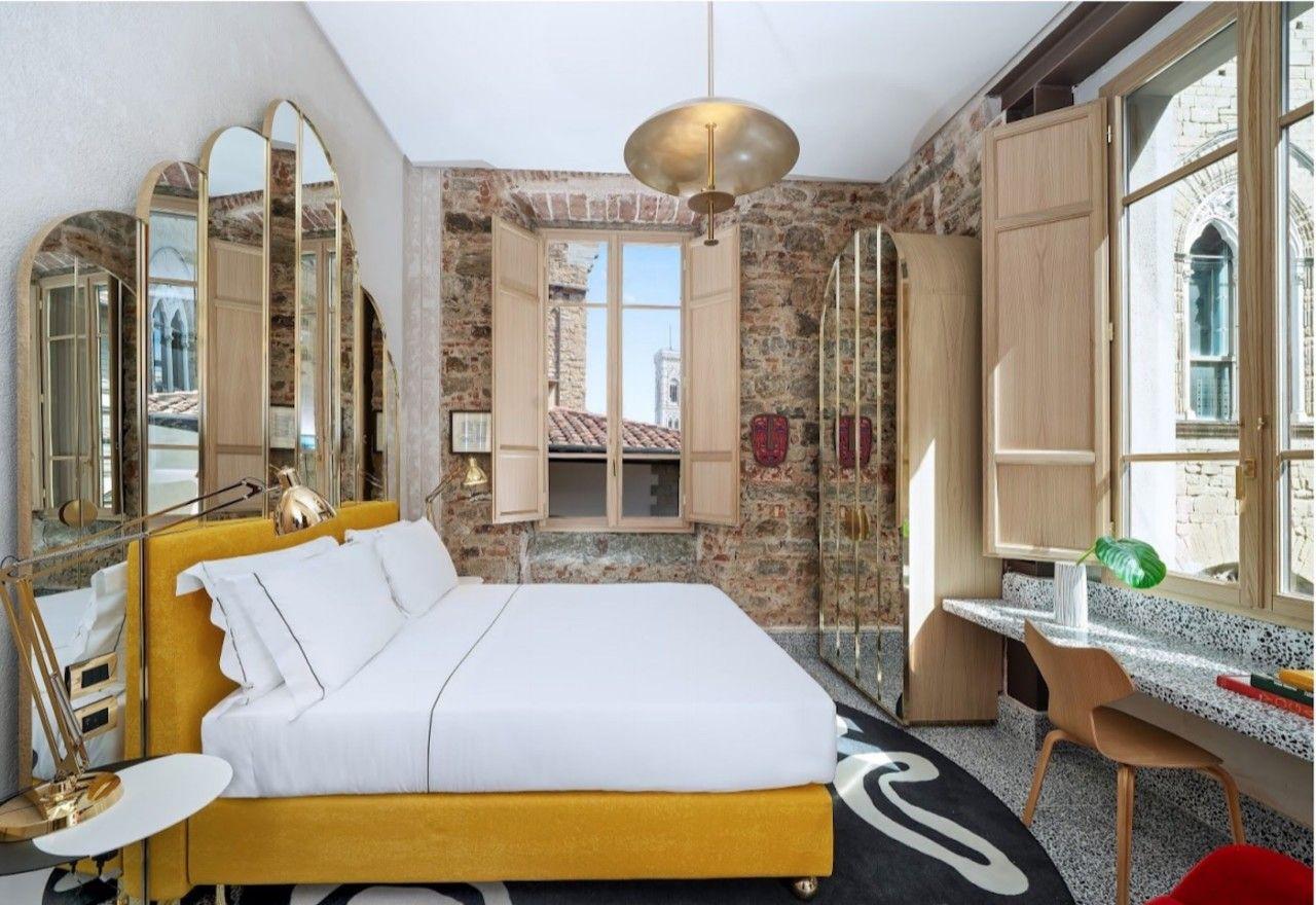 Hotel Calimala Aged Beauty In Florence S Centro Storico Hotel Interior Design Design Hotel Interior