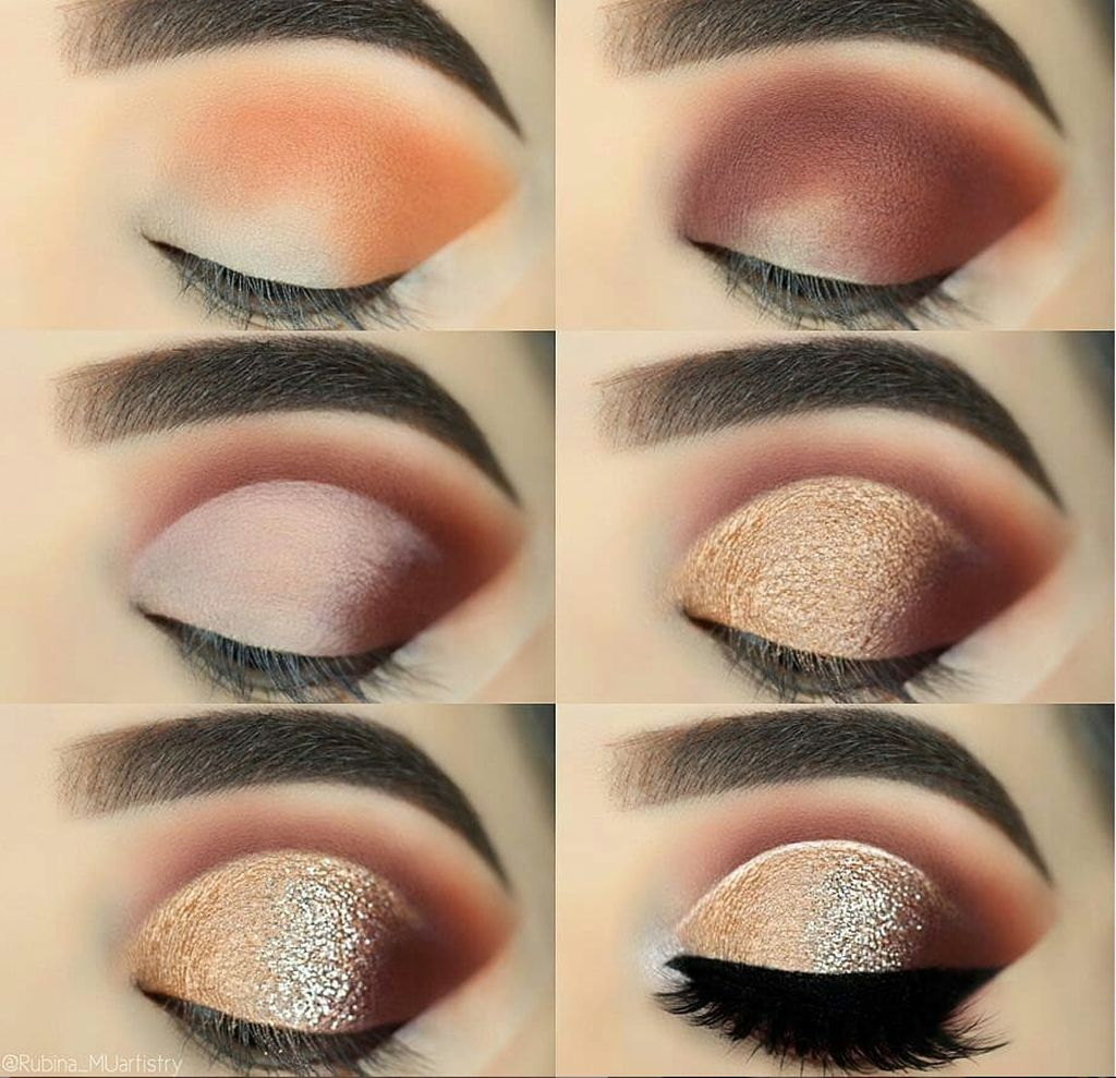 10+ Easy Eye Makeup Tutorials Ideas For Beginners To Try