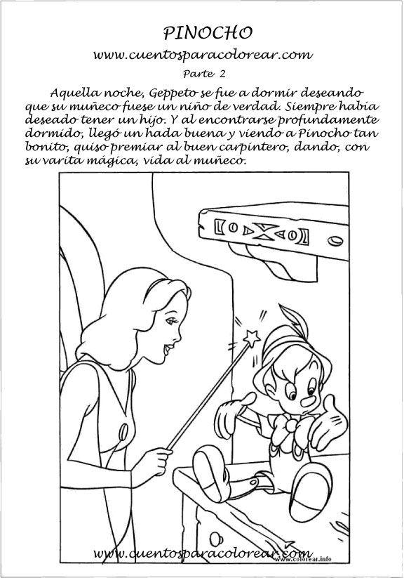 pinocho-2.jpg (576×823) | pi2 | Pinterest | Centros de mesa, Centro ...