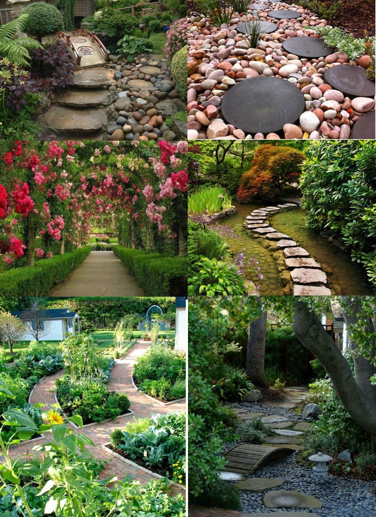55 Inspiring Pathway Ideas For A Beautiful Home Garden Beautiful
