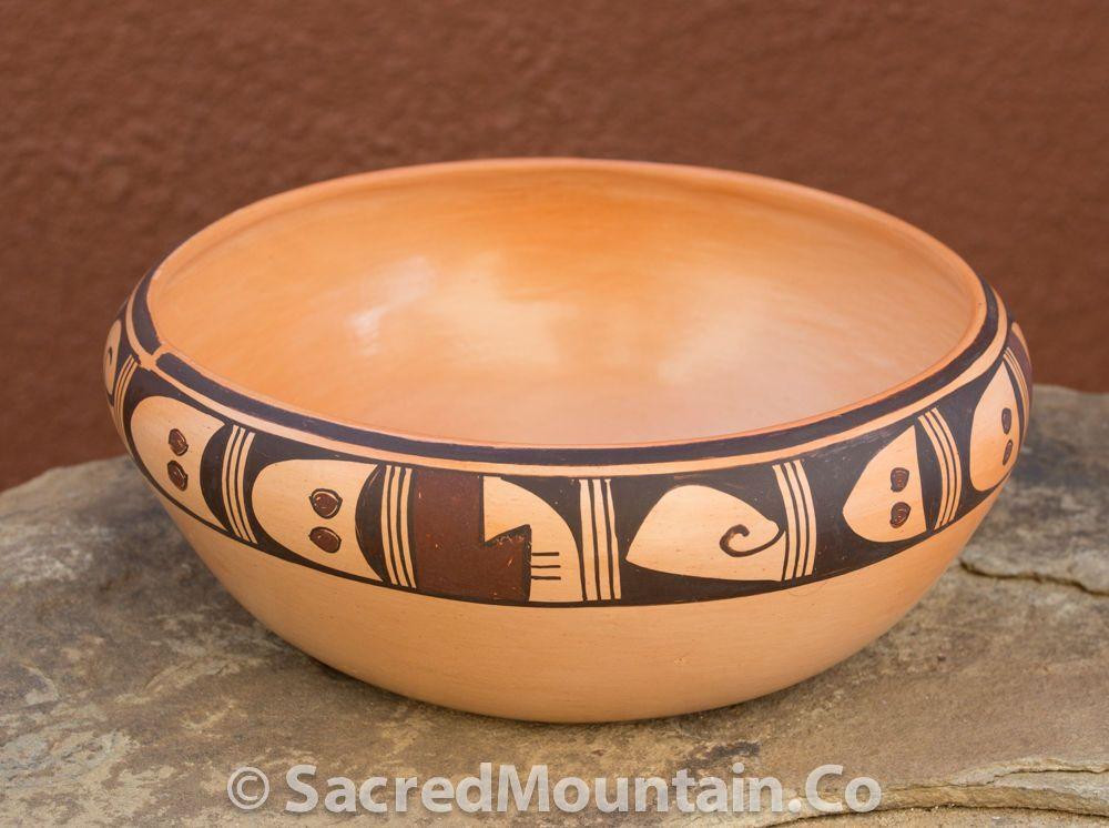 dating Native American keramiikka