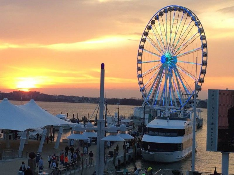 Weekend National Harbor Wine and Food Festival Wine and
