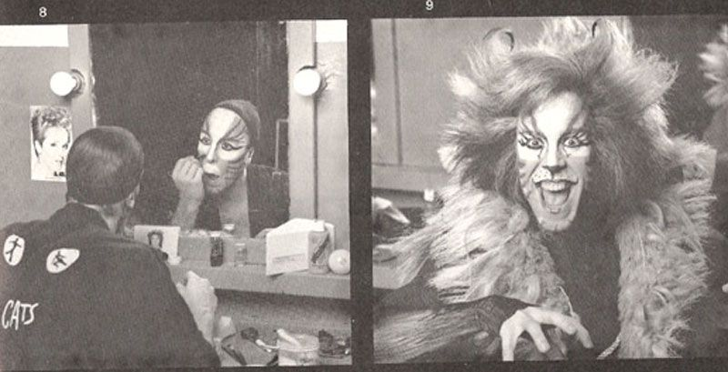 "Becoming ""Rum Tum Tugger"" Part 2.  Ready to ""have permission"" to let the kid out, live, laugh, act ridiculous and purr...purr a lot"