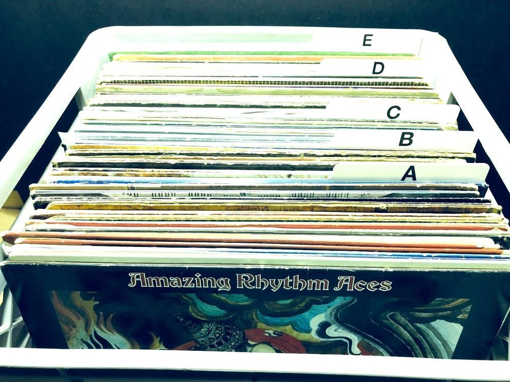 A To Z Record Dividers Horizontal Tab Professional White Index 12 Lps Vinyl A Z Ebay Record Dividers Vinyl Records Clean Vinyl Records