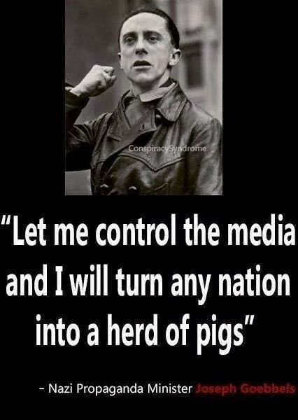 Image result for The Nazi Pig Trump and the Nazi Fox News