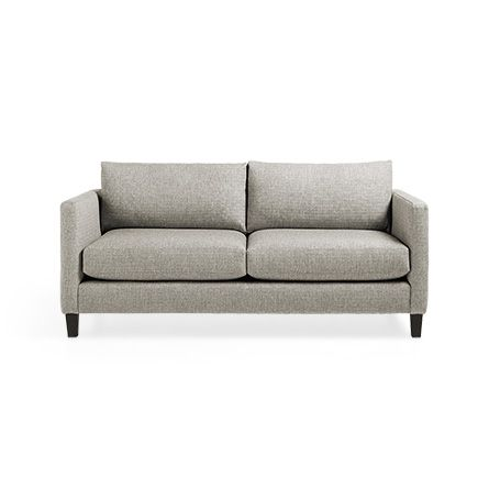 Taylor Easy Connect Upholstered 76 Quot Sofa In Howell Mist Furniture Arhaus Furniture