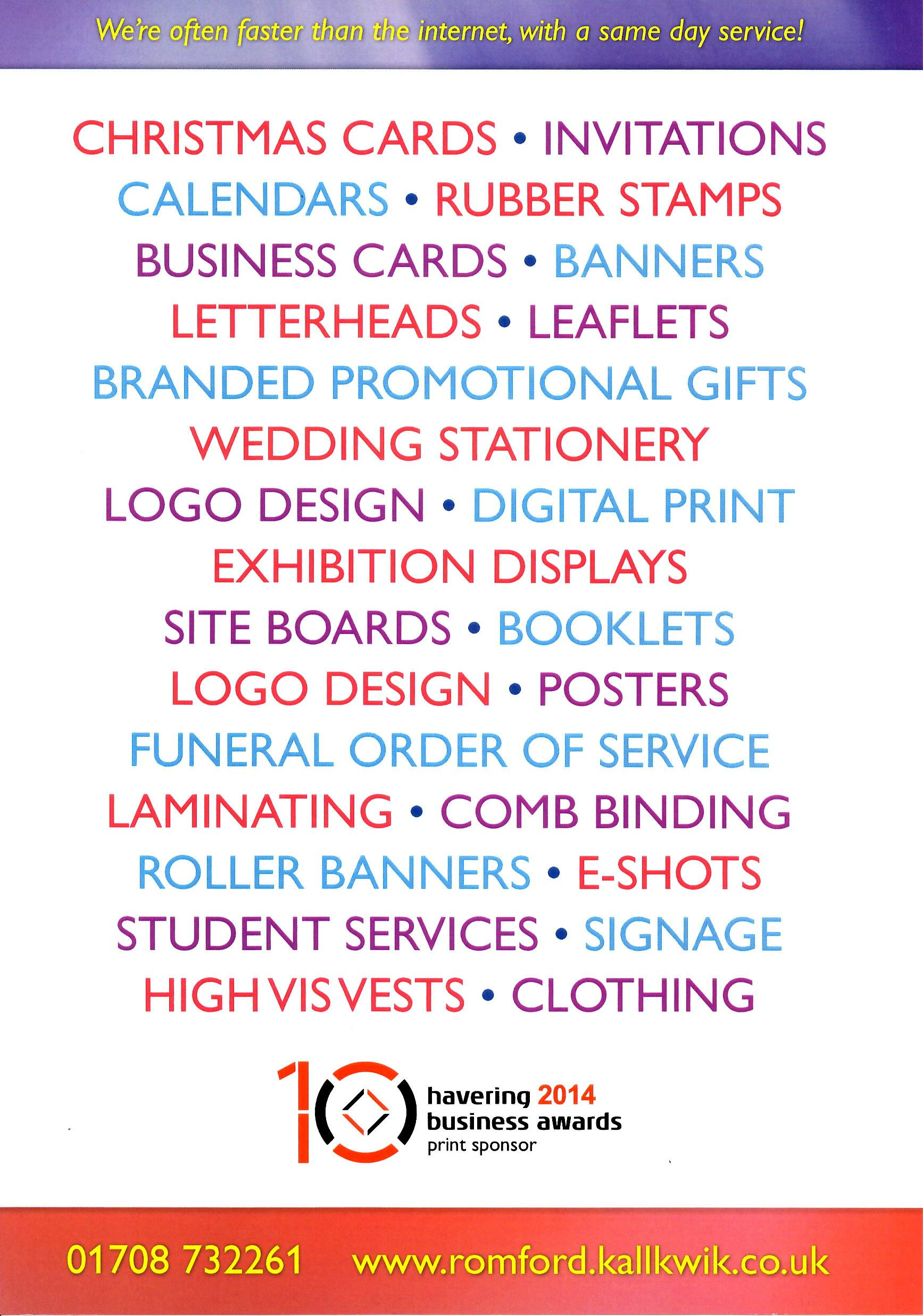 Does Your Business Need Help Getting Your Message Across Standing Out And Being Noticed We Offer A Huge Funeral Order Of Service Card Banner Business Design