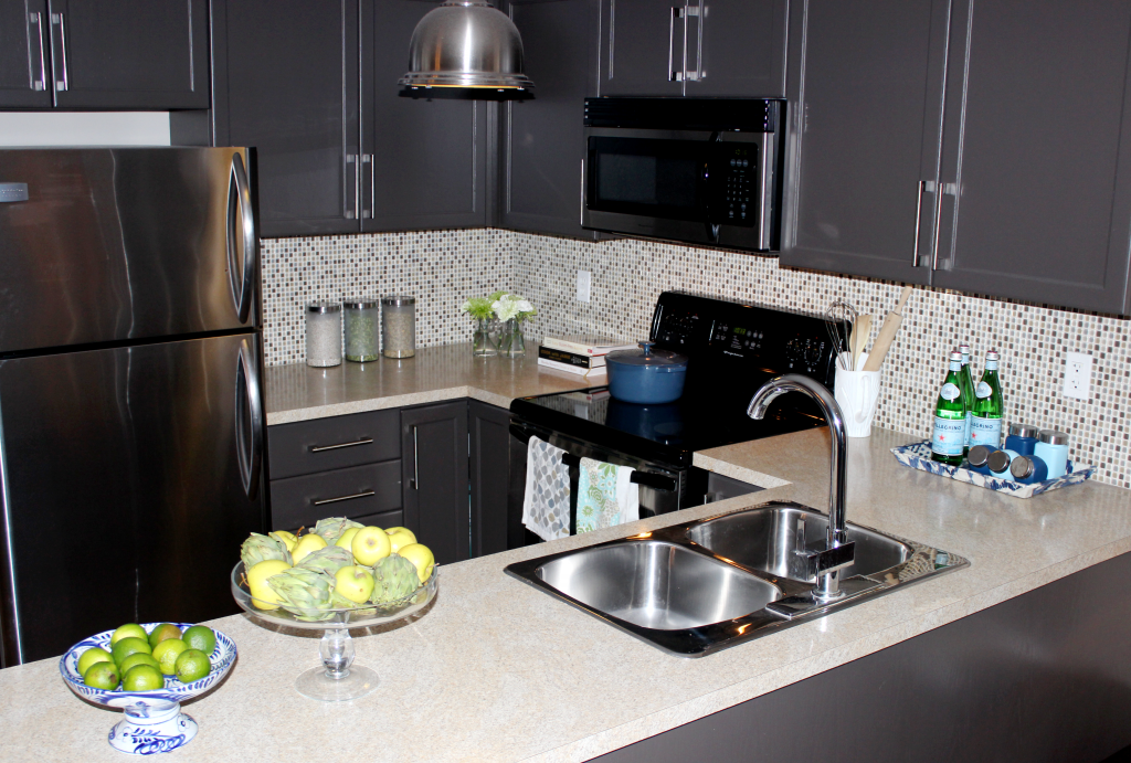 Online Interior Design: Condo Kitchen Design Reveal