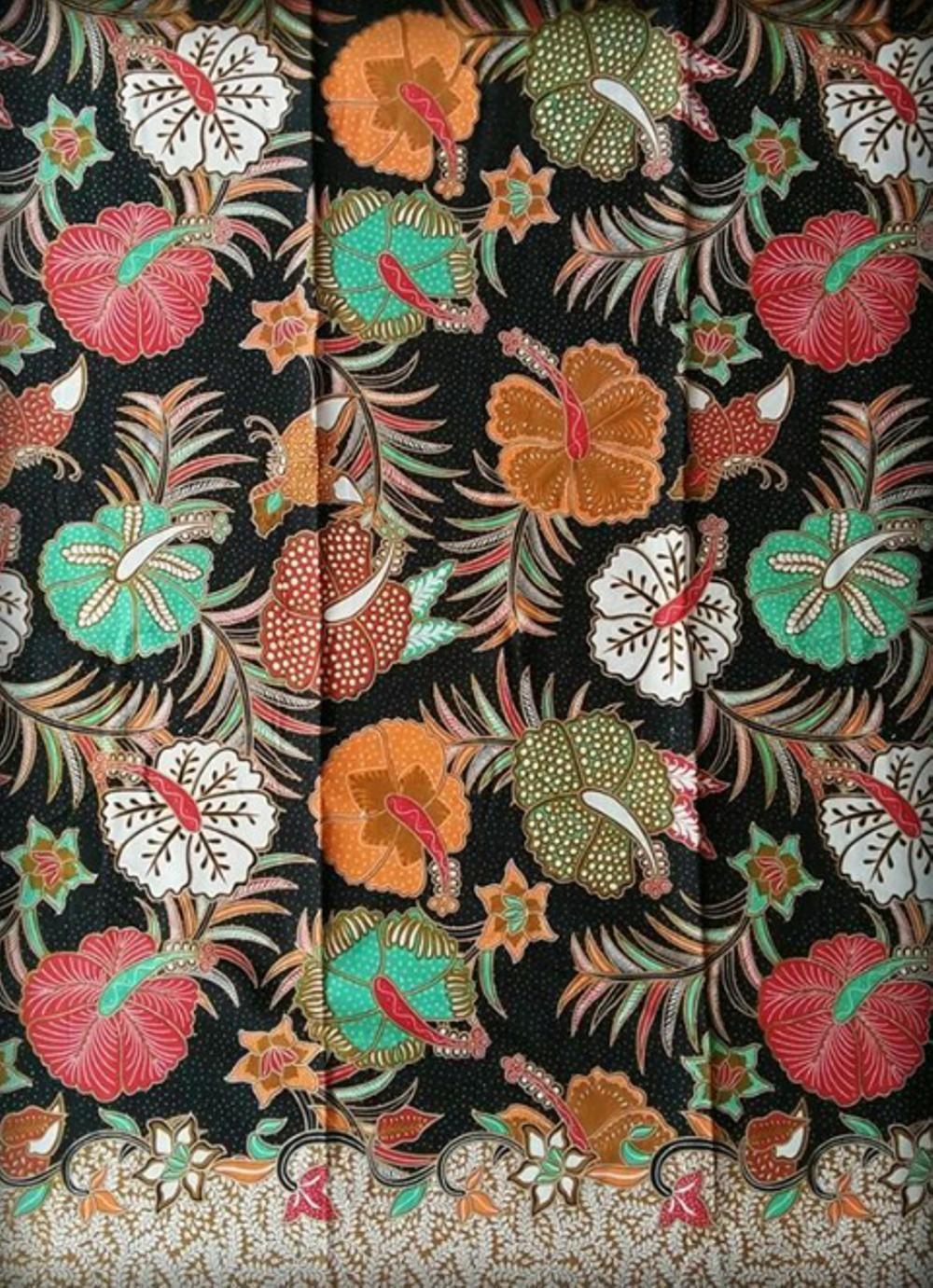 Batik Alusan Solo Kain Lukisan Produk