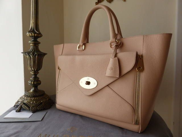 Mulberry Willow Tote    http   www.naughtipidginsnest.co.uk naughtipidginsnestshop prod 3518659- Mulberry-Willow-Tote-in-Nude-Silky-Classic-Calf-As-New.html 432d13cfbe915