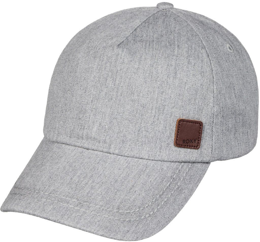 da0a65bbb Roxy Women's Extra Innings Baseball Hat, Gray | Products | Baseball ...