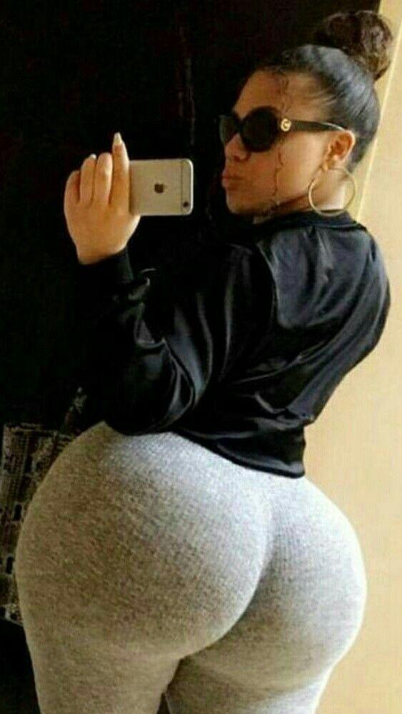 Black Booty Porn Star