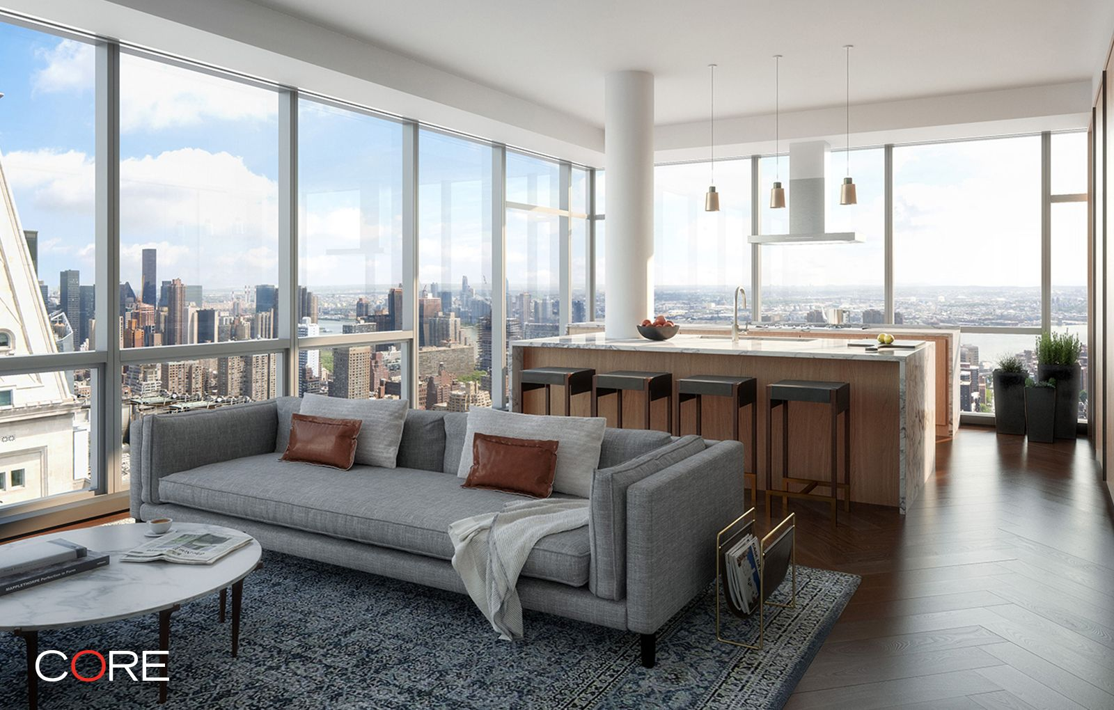 23 East 22nd Street #55/56 is a sale unit in Flatiron ...