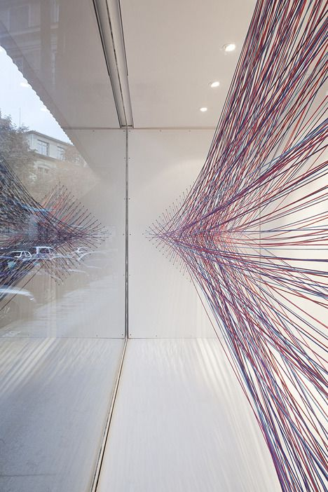 Hub Installation by Allegory | Graphic Design & Pattern | Art