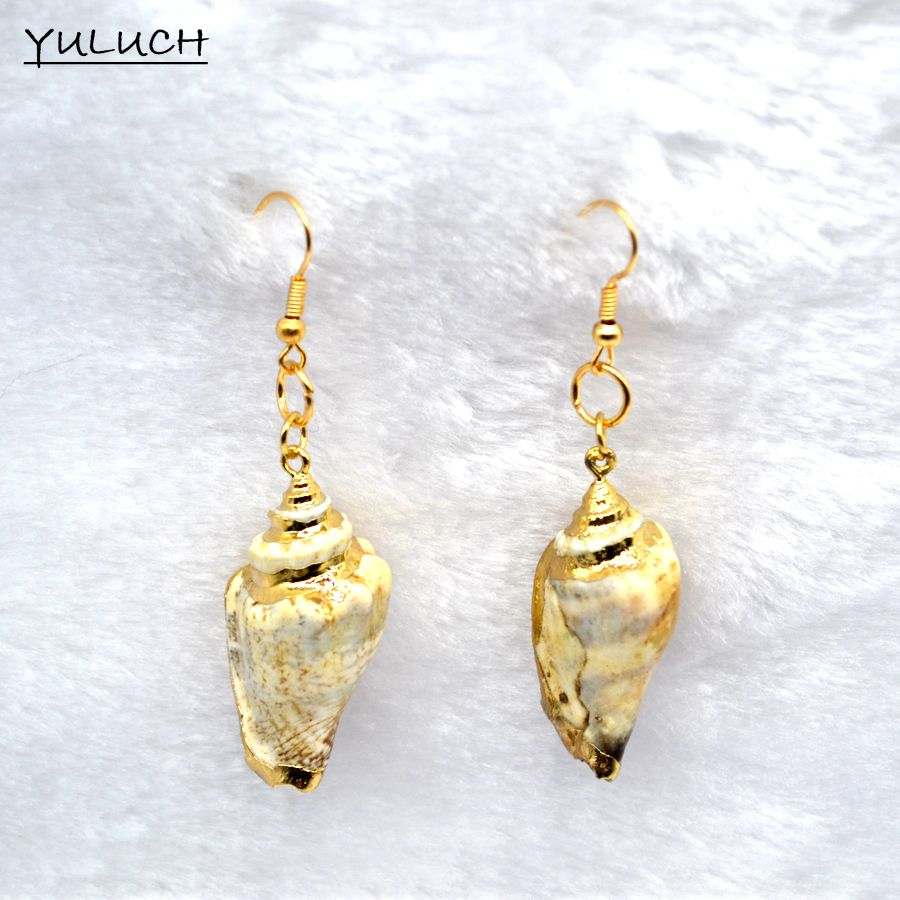 Dresses for 50th wedding anniversary party  fashion korea Gem Hollow Out Female gold wedding party Conch