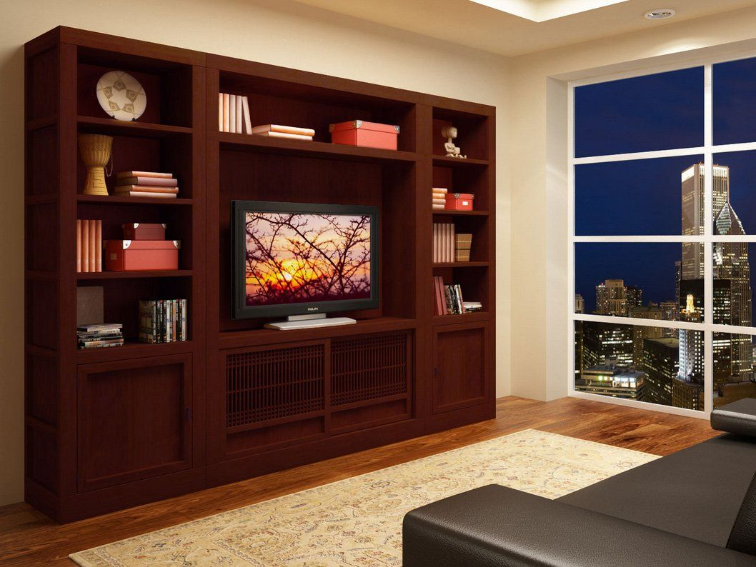 Muebles para tv buscar con google felix arevalo for Decoracion mueble tv