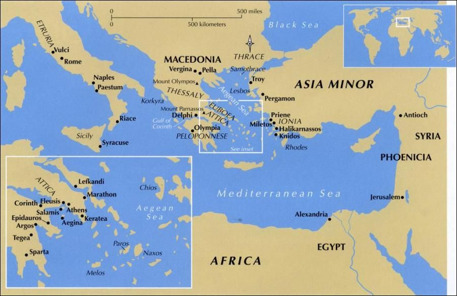 The mediterranean sea was the heart of the old world the important the mediterranean sea was the heart of the old world the important lands of the gumiabroncs Choice Image