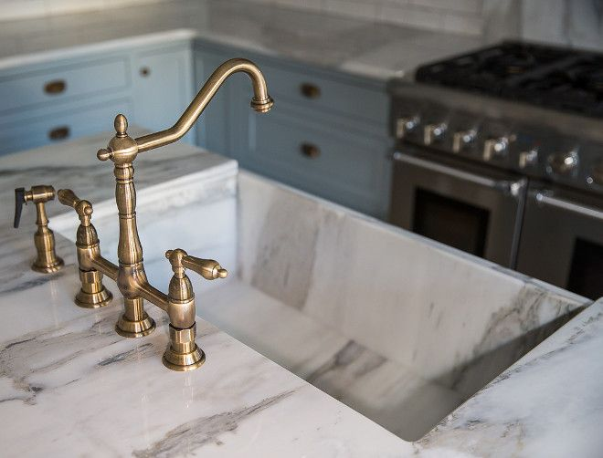 Beautiful Homes of Instagram Faucet: Kingston Brass ...