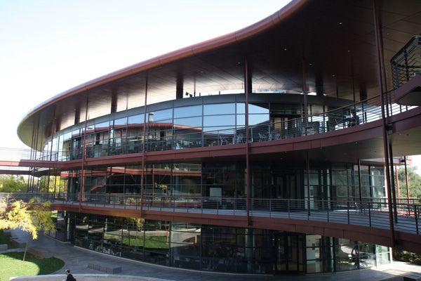 The Clark Center Is The Centerpiece Of Stanford S Bio X Program
