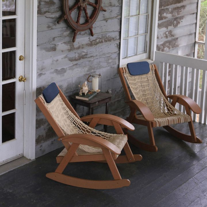 16 Attractive Window Seat Designs For Pleasant Relaxation: Pawleys Island Adirondack Chairs