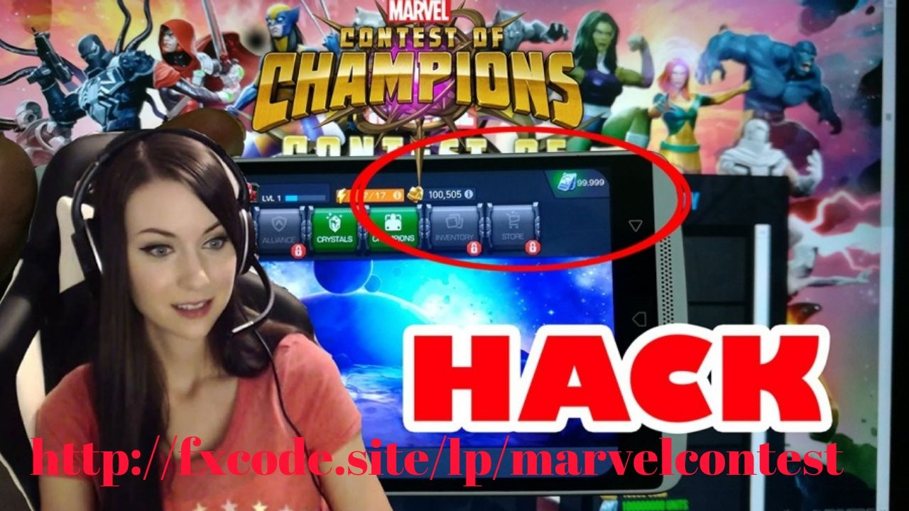 Marvel contest of champions hack cheats how to get