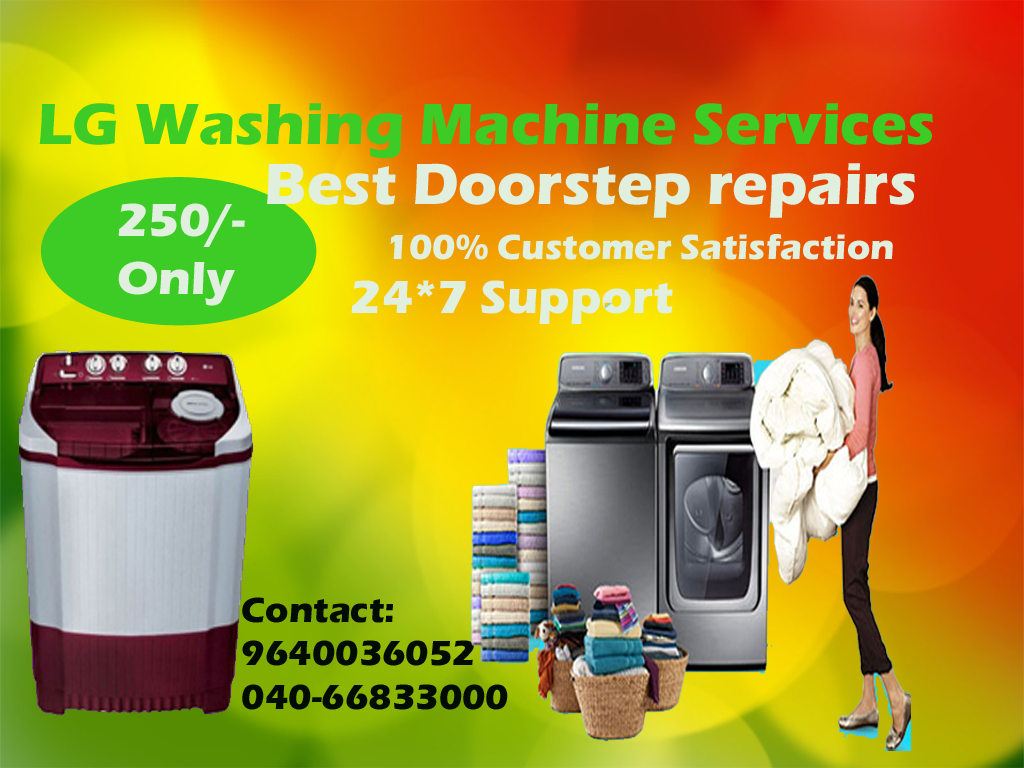 Servicecentersinhyderabad offers reliable doorstep lg