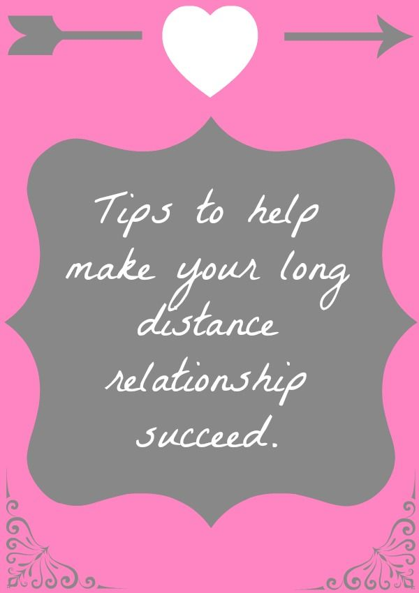 long distance relationship how to make it work