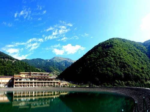 Qafqaz Tufandag Mountain Resort Hotel Gabala Featuring Free Wifi And A Sun Terrace Qafqaz Tufandag Mountain Resort Hotel Of Hotels And Resorts Tours Day Trips