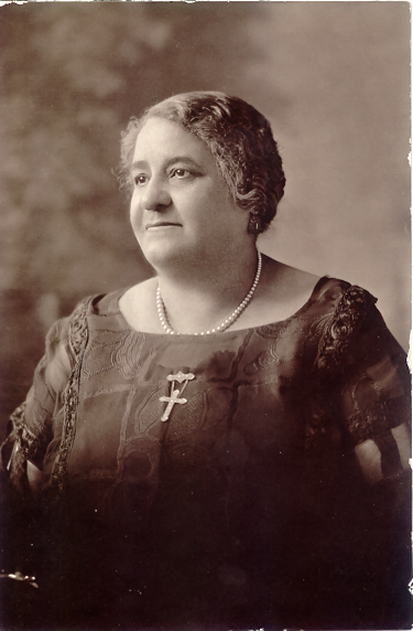 Today In History 'Maggie Lena Walker, business and civic leader, was born in Richmond, VA, on this date July 15, 1867. Walker was the nation's first Black woman to head a bank. Walker founded the St. Luke Penny Savings Bank in Richmond, VA, in 1903.' (photo: Maggie Lena Walker) - CARTER Magazine