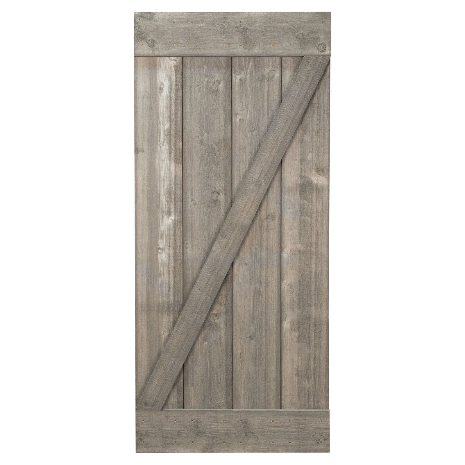 Real Carriage Weathered Z Brace Barn Door Barn Doors Sliding Barn Door Barn Door Designs