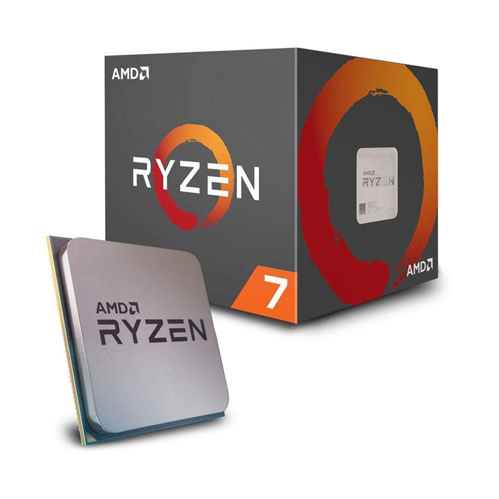 Amd Ryzen 7 2700x Processor With Wraith Prism Led Cooler Yd270xbgafbox In 2020 Budget Pc Build Pc Components Cheapest Gaming Pc