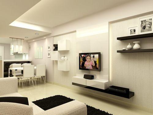 Minimalist Kitchen With Living Room Design Minimalist Living Room Small Modern Living Room Minimalist Living Room Design
