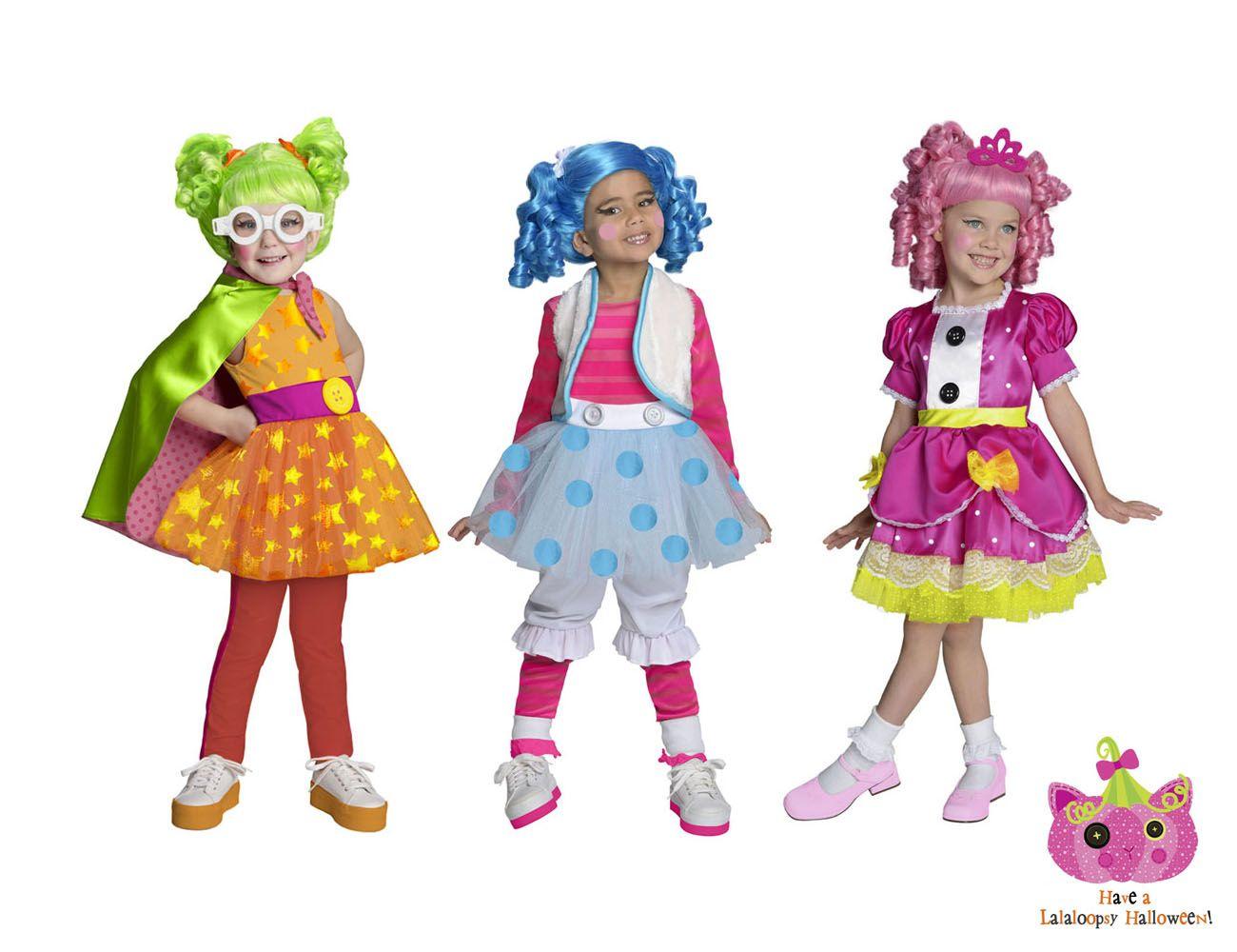 Sew cute Lalaloopsy Costumes from Rubieu0027s Costume Company!  sc 1 st  Pinterest & Sew cute Lalaloopsy Costumes from Rubieu0027s Costume Company ...