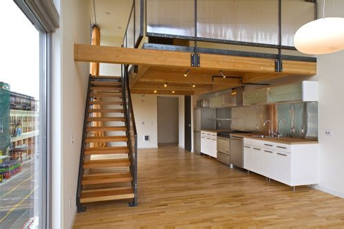 Large One Bedroom Loft Y Capitol Hill Rentals Interior