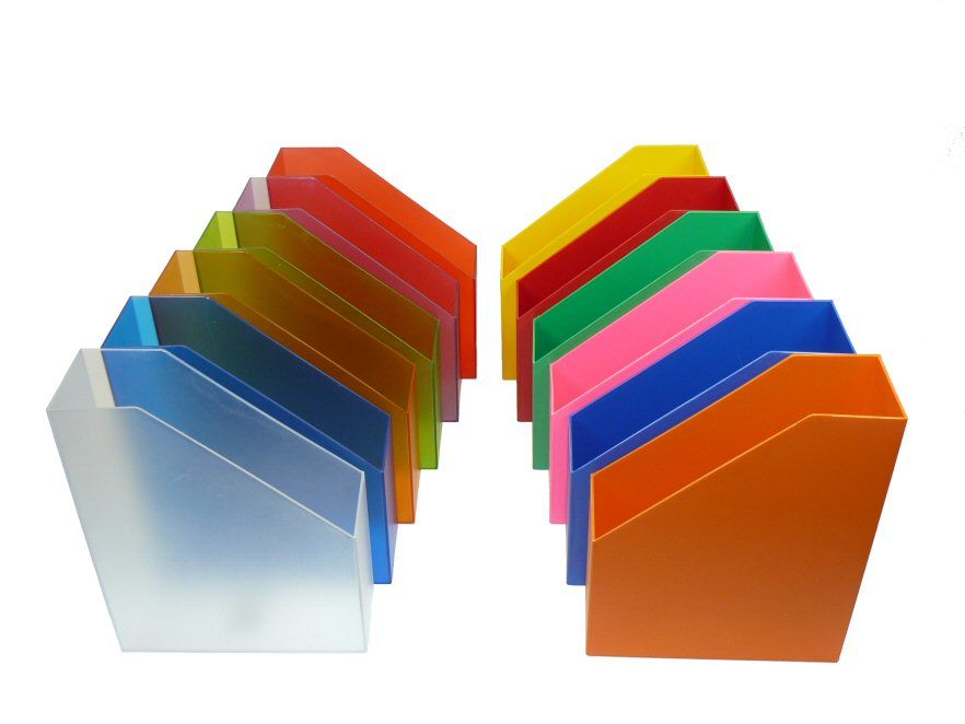 Plastic Magazine Holders For Classroom Classroom Supply
