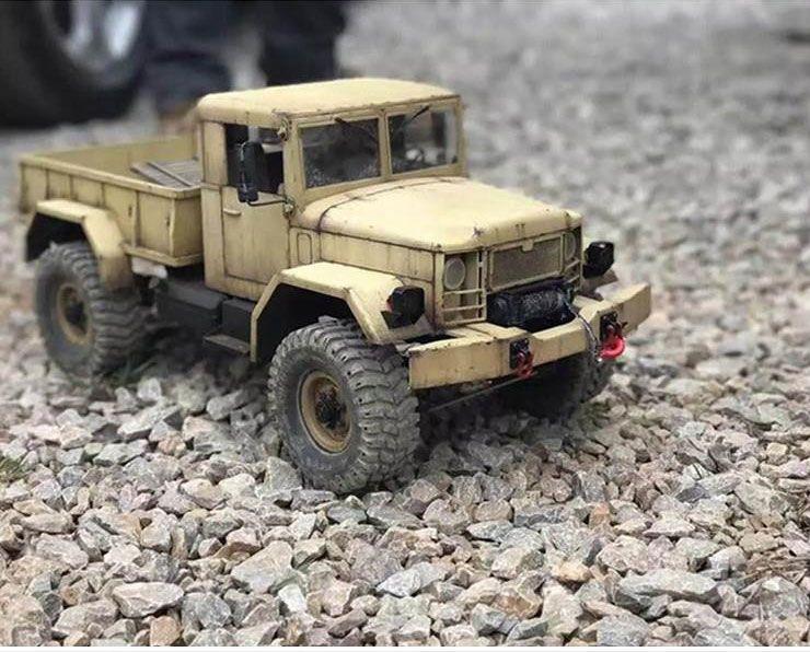 [ES Almacén] WPL WPLB1 1/16 2.4G 4WD RC Camión RTR