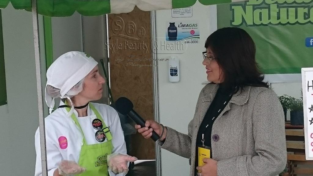 Entrevista a Romina Gómez de Della Natura.