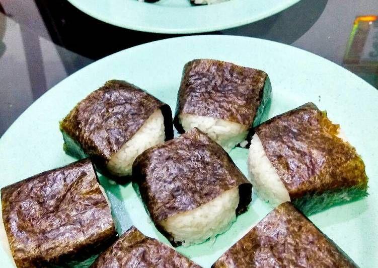 Resep Nasi Kepal Ala Ala Onigiri Oleh Maria Crishtabella Resep Makanan Resep Resep Makanan