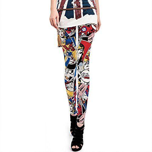 Women's Fashion Printed Leggings