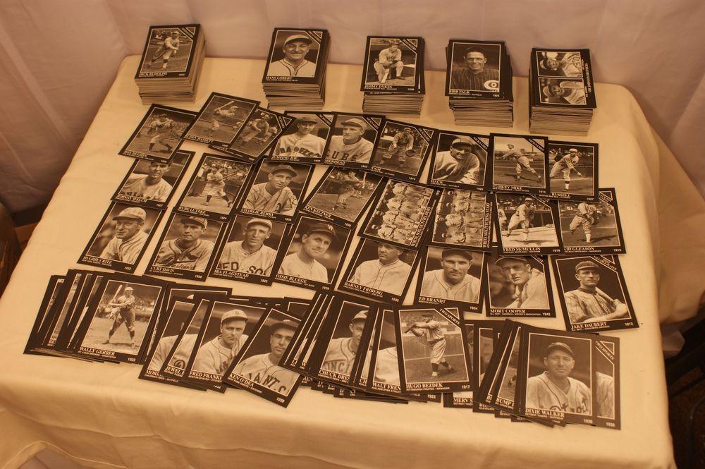 Conlon Collection Baseball Cards The Sporting News over