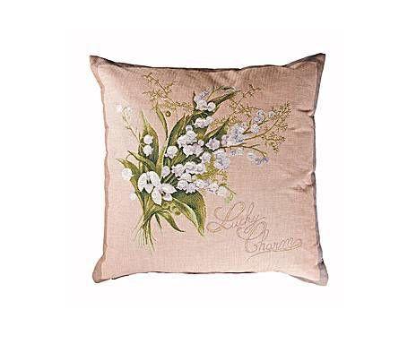 cojín flores,de algodón €55