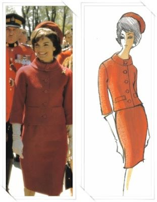 Noble e Royal: Convidado de honra: o guarda-roupa de uma primeira-dama