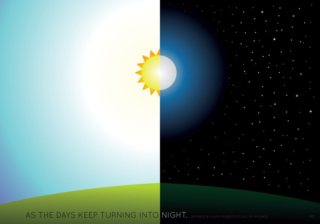 37 Awesome Day And Night Clipart Images Night Clipart Images Clip Art