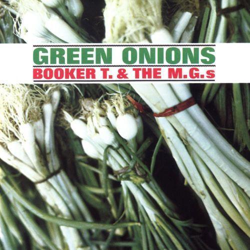 Green Onions [LP] - VINYL