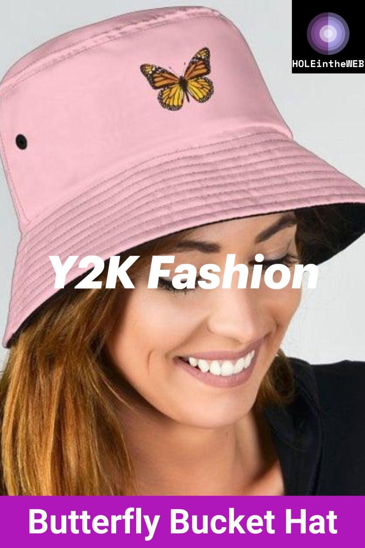 Pink Custom Bucket Hat