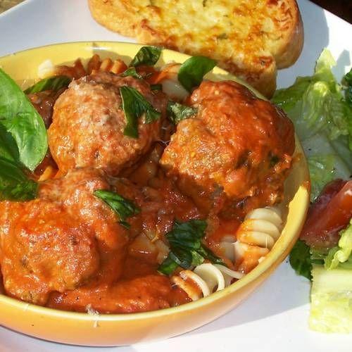 Romano meatballs in sambuca tomato gravy food food food romano meatballs in sambuca tomato gravy forumfinder Images