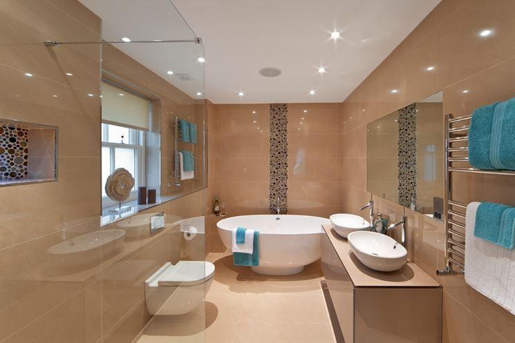 كتالوج حمامات 2017 - 2018 باكثر من 100 تصميم مودرن | حمامات ... - Bagni Moderni Con Doccia