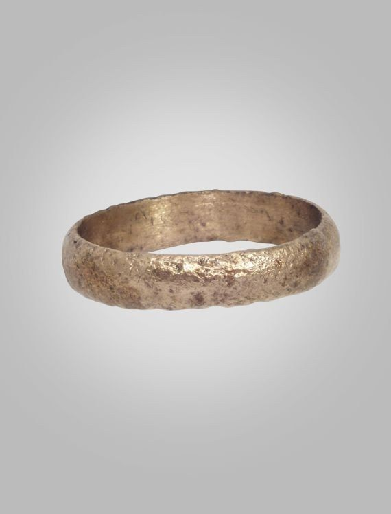 Ancient Viking Wedding Band Jewelry Por Ancientadornment En Etsy 155 00